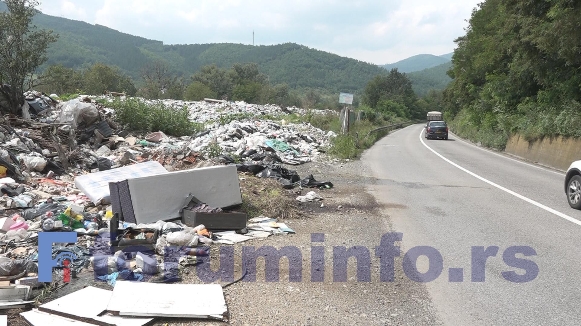 """Да ли пројекат санације депоније """"Стањевине"""" значи почетак решавања проблема одлагања отпада у општини Пријепоље?"""