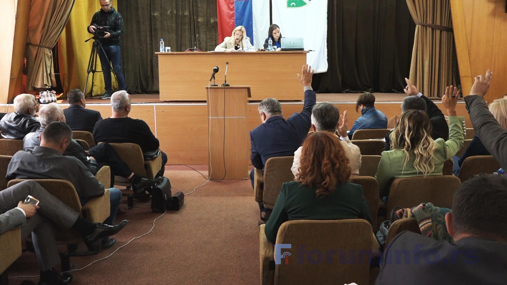 Седница СО Пријепоље – Дневни ред инициран од одборника опозиције није усвојен