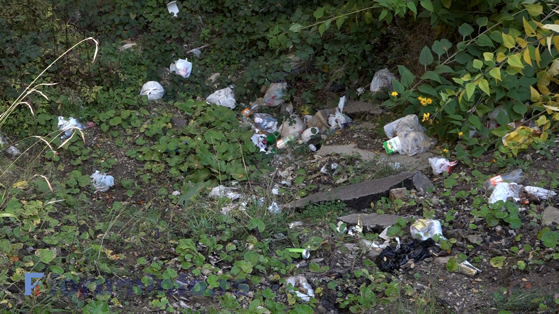 Проблем одлагања отпада у Хисарџику претња за очување животне средине
