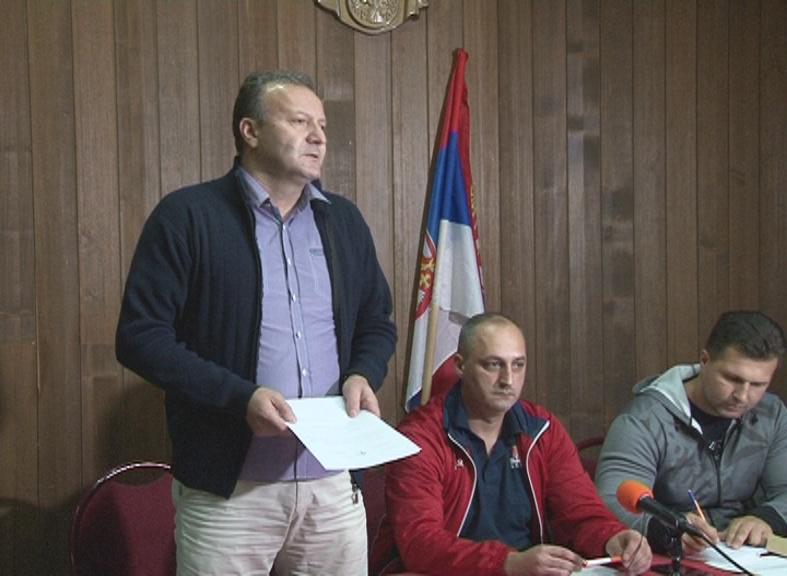 Милован Милићевић и даље председник Спортског савеза