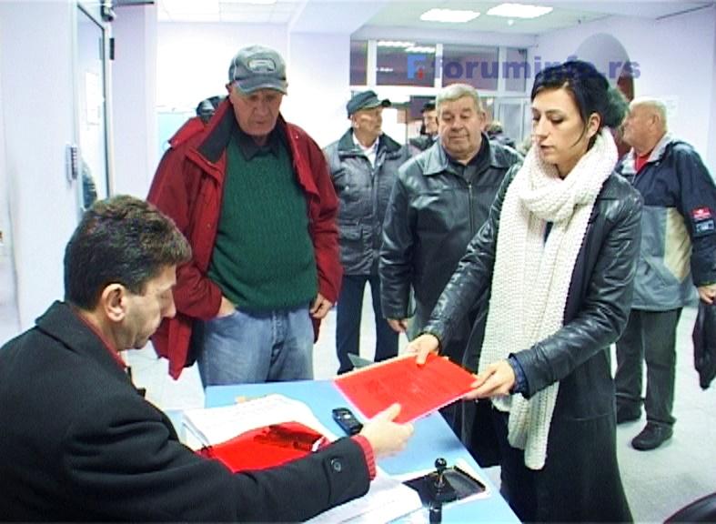 Предата петиција за смањење цене грејања у Пријепољу