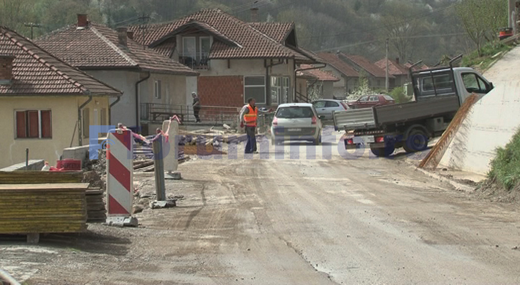Ускоро наставак реконструкције пута Жунић поток – Слано Блато