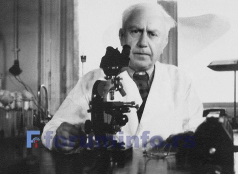 Др Лудвик Хиршфелд – Велики  хуманиста и највећи научник који је своје услуге пружао српском народу