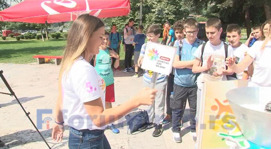 Спортске игре младих у среду у Прибоју