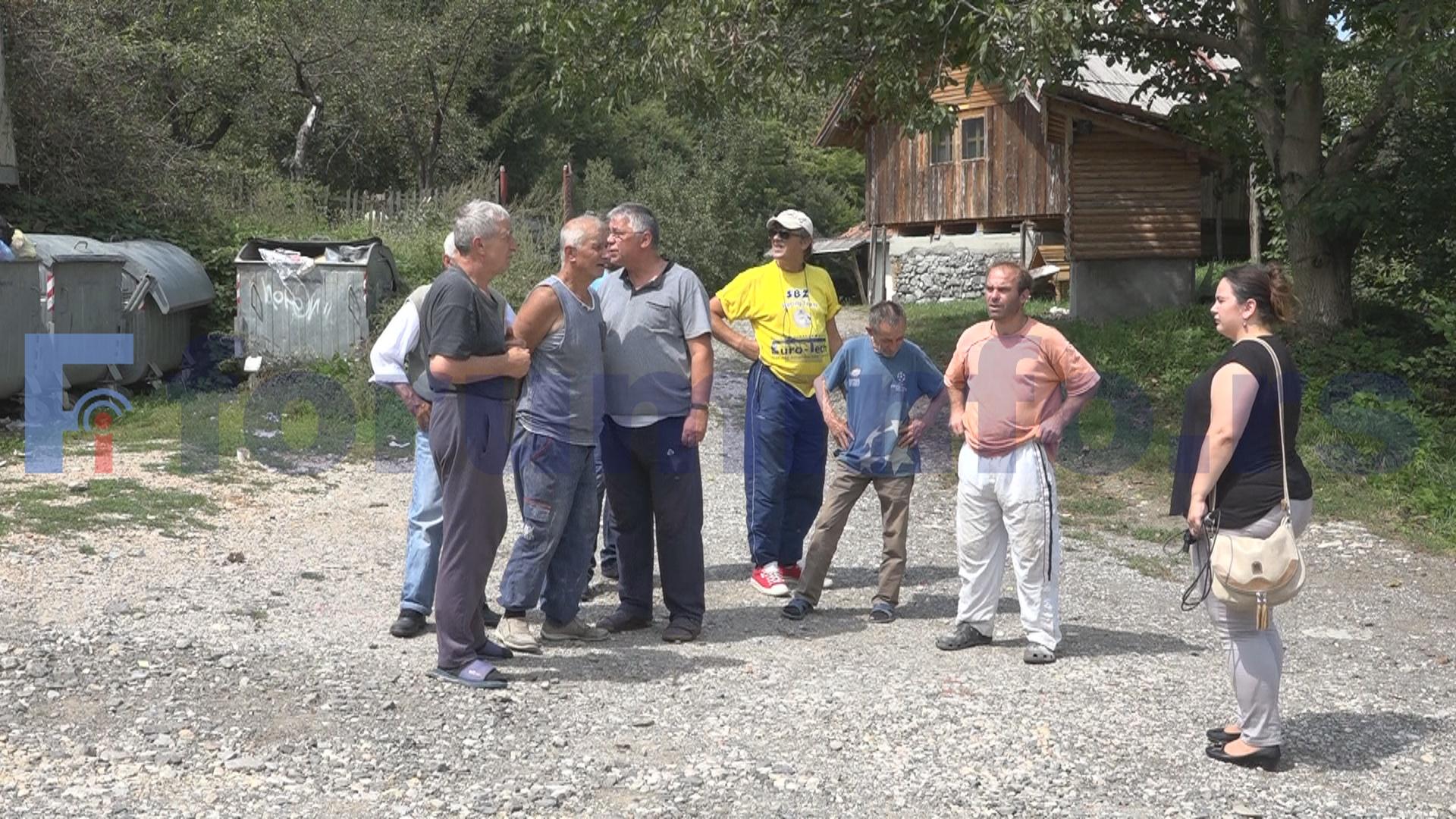 Мештани Томовине и даље без воде и канализације – све фекалије иду у Милешевку (ВИДЕО)