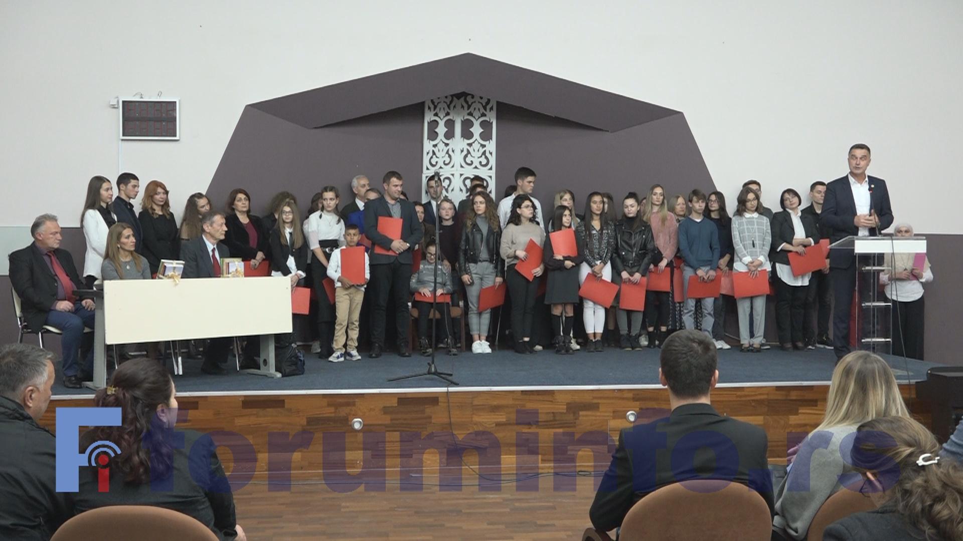 Свечано уручене награде Задужбине Родољуба Нићифоровића у Новом Пазару