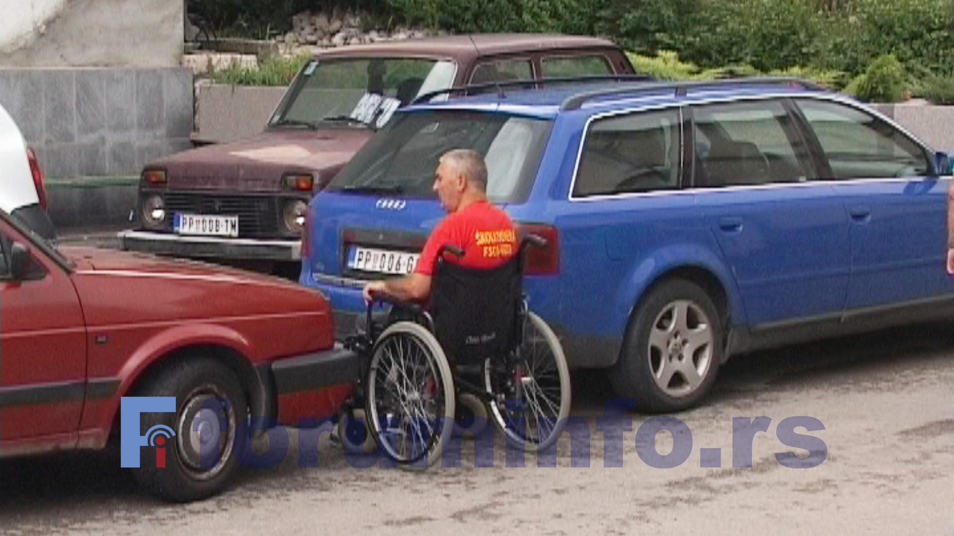 Незапосленост главни узрок живота на маргини особа са инвалидитетом