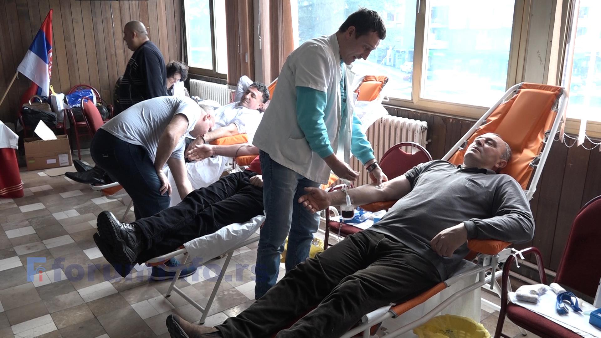 """Акција давања крви """"За Ивану и Саја"""""""