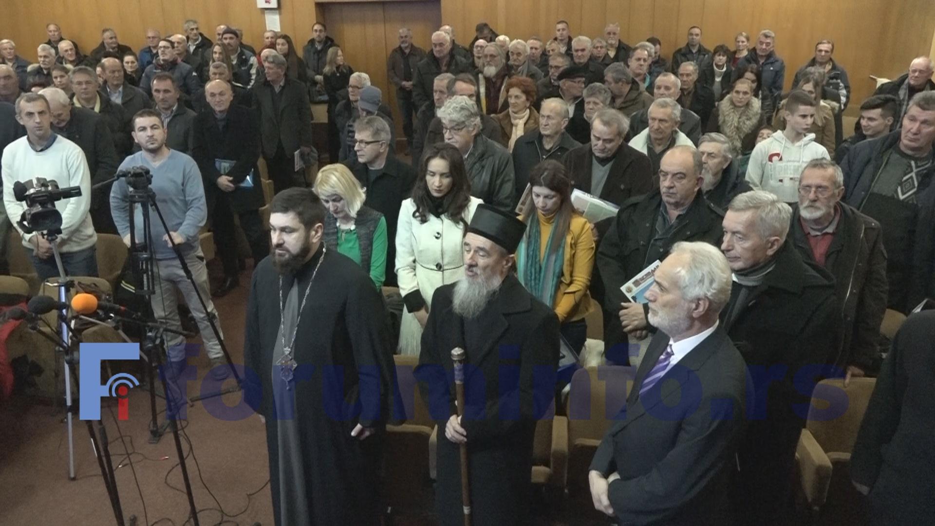 """""""Савиндан"""" је знак да се из људи нисмо исписали, рекао Петко Гујаничић, промовишућу 29. број ревије"""