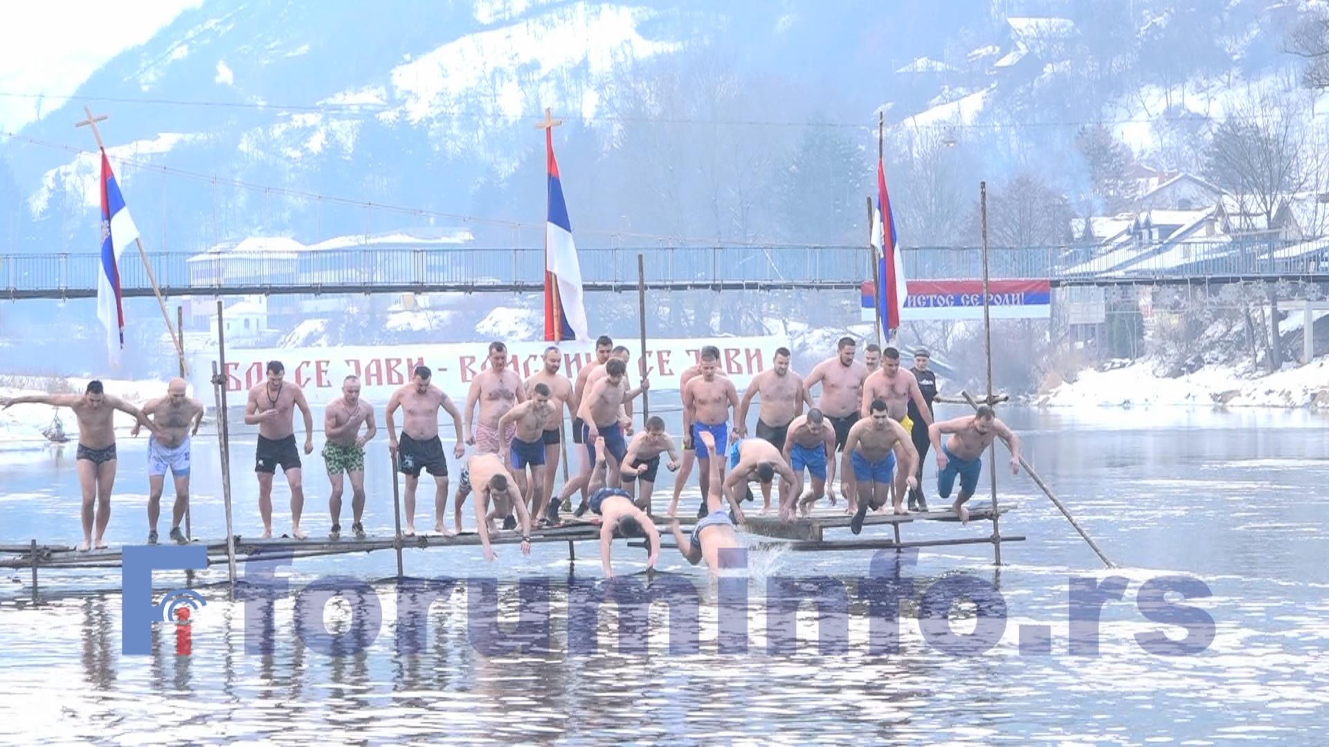 Без пливања за часни крст у Пријепољу због неповољне епидемиолошке ситуације