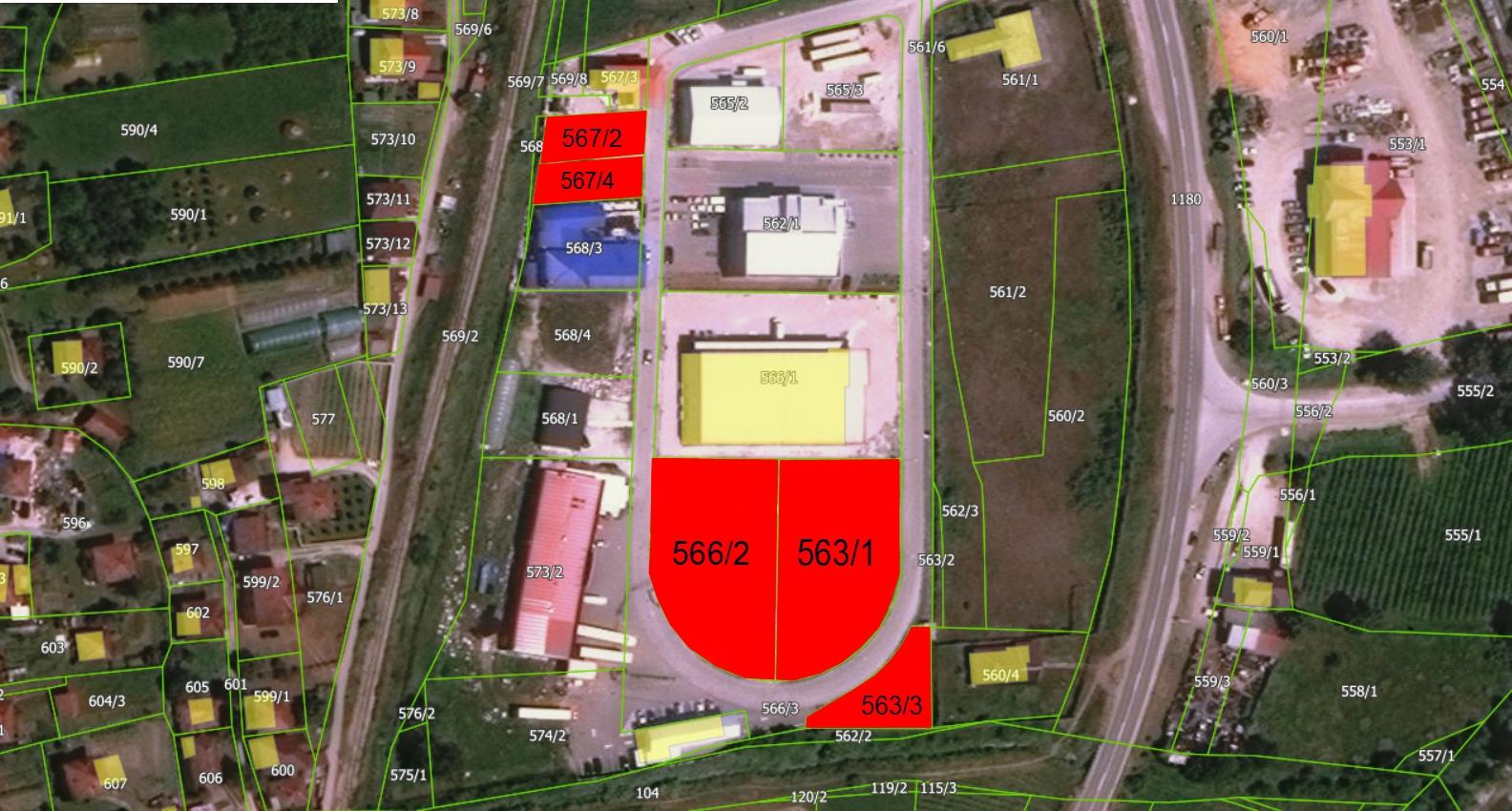 Општина Пријепоље планира продају парцела у Пословној зони Коловрат