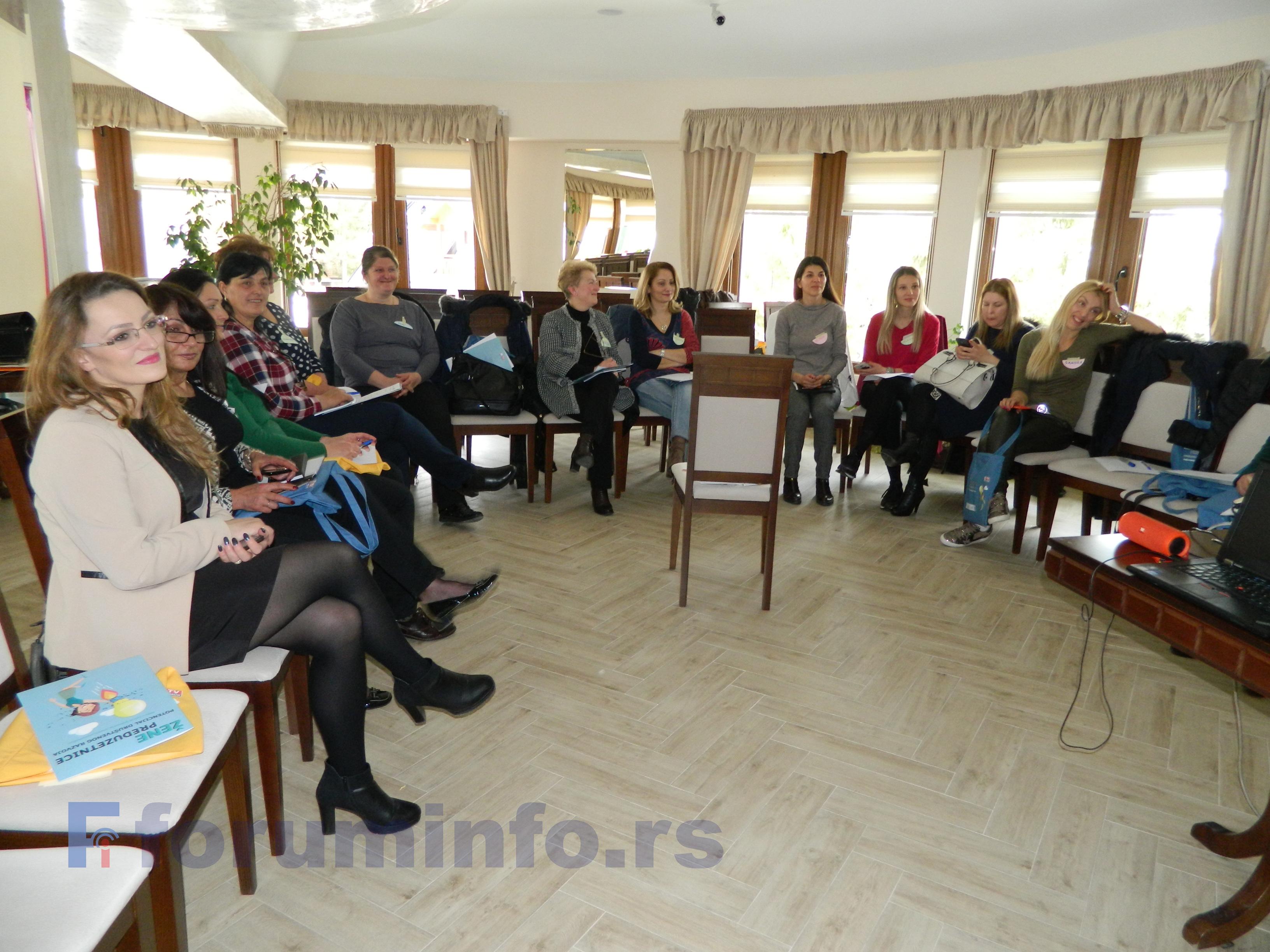 Допринос промоцији женског предузетништва Форума жена Пријепоља