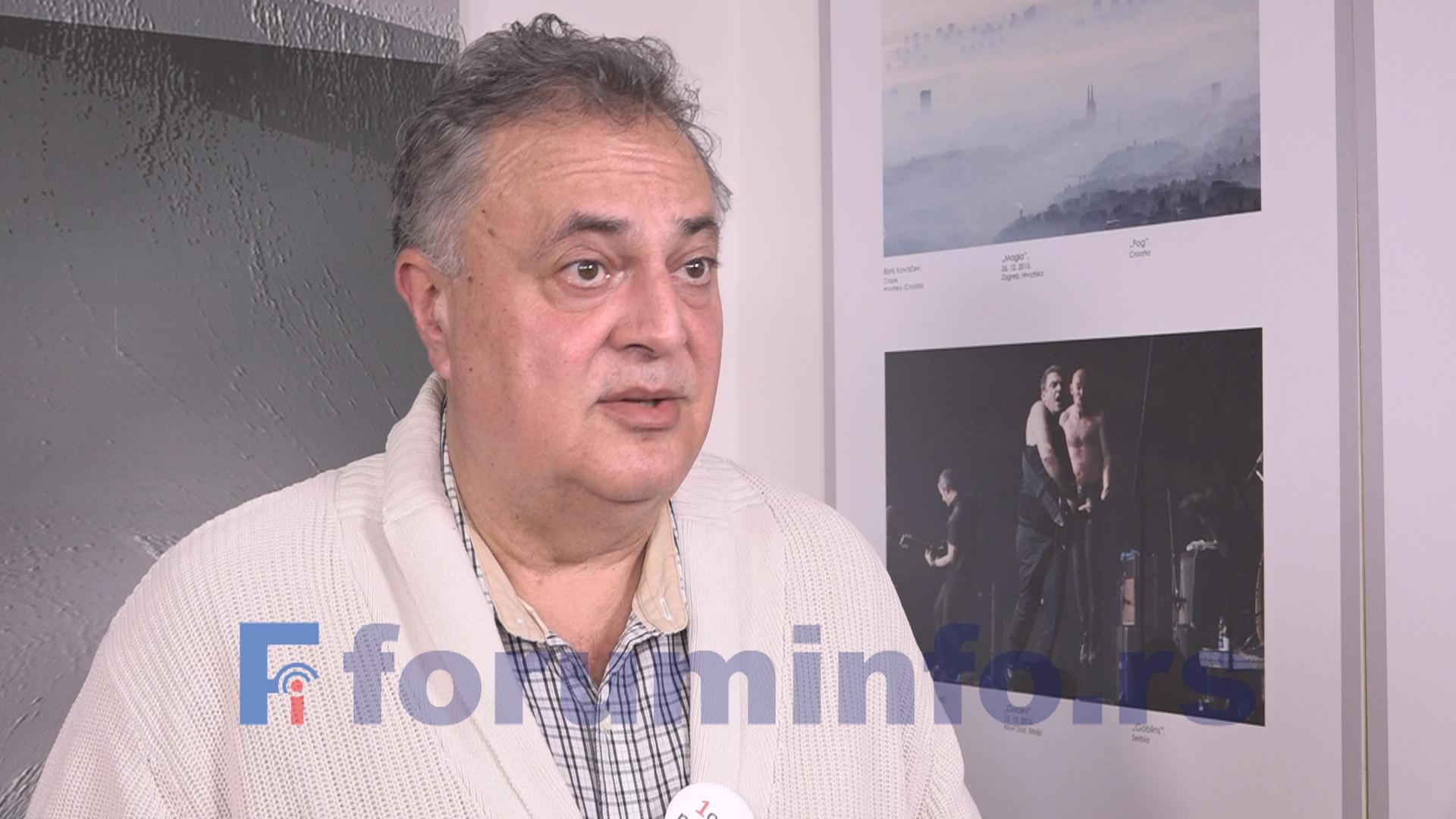 Срђан Шкоро: Медији као медији у Србији не постоје