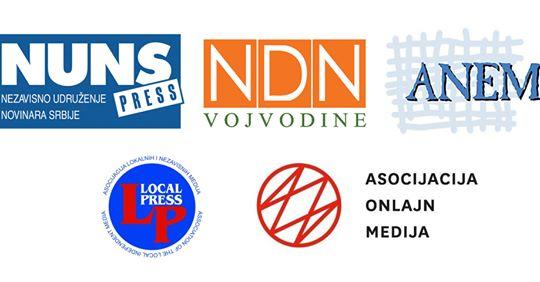 Медијска коалиција: Угрожена безбедност новинара у Србији
