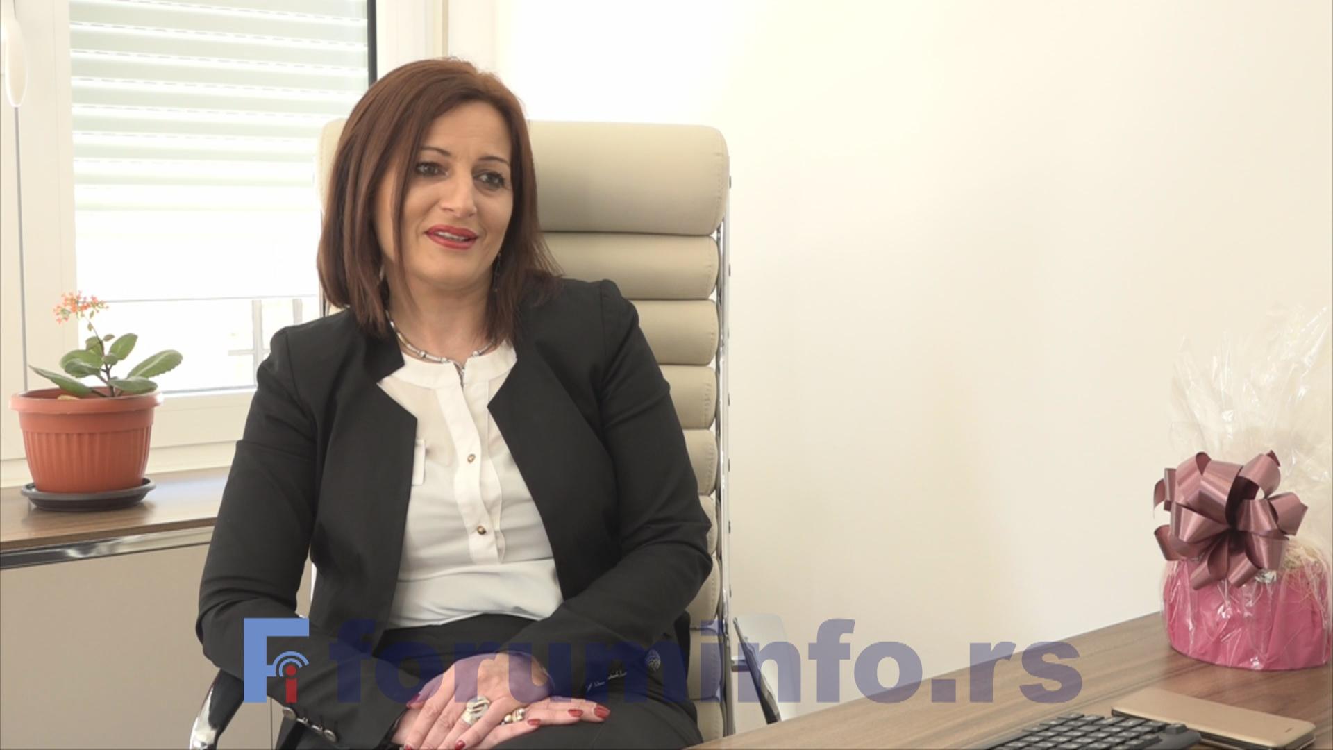 Предузетница Албина Бајрамовић: Када бих опет бирала свој пут, изабрала бих исто