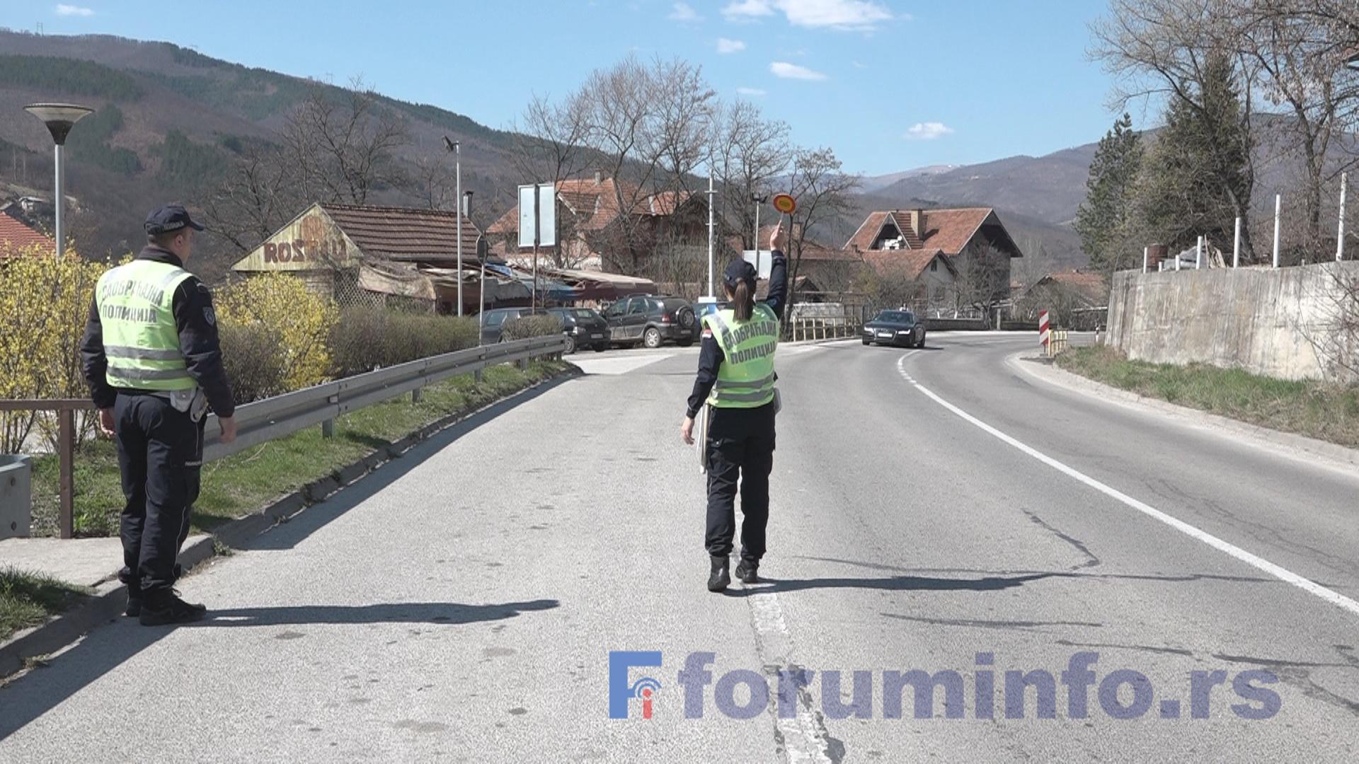 На путевима Србије до 22. септембра акција појачане контроле саобраћаја