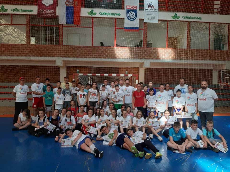 Деца из Пријепоља најуспешнија на Спортским играма младих у Прибоју