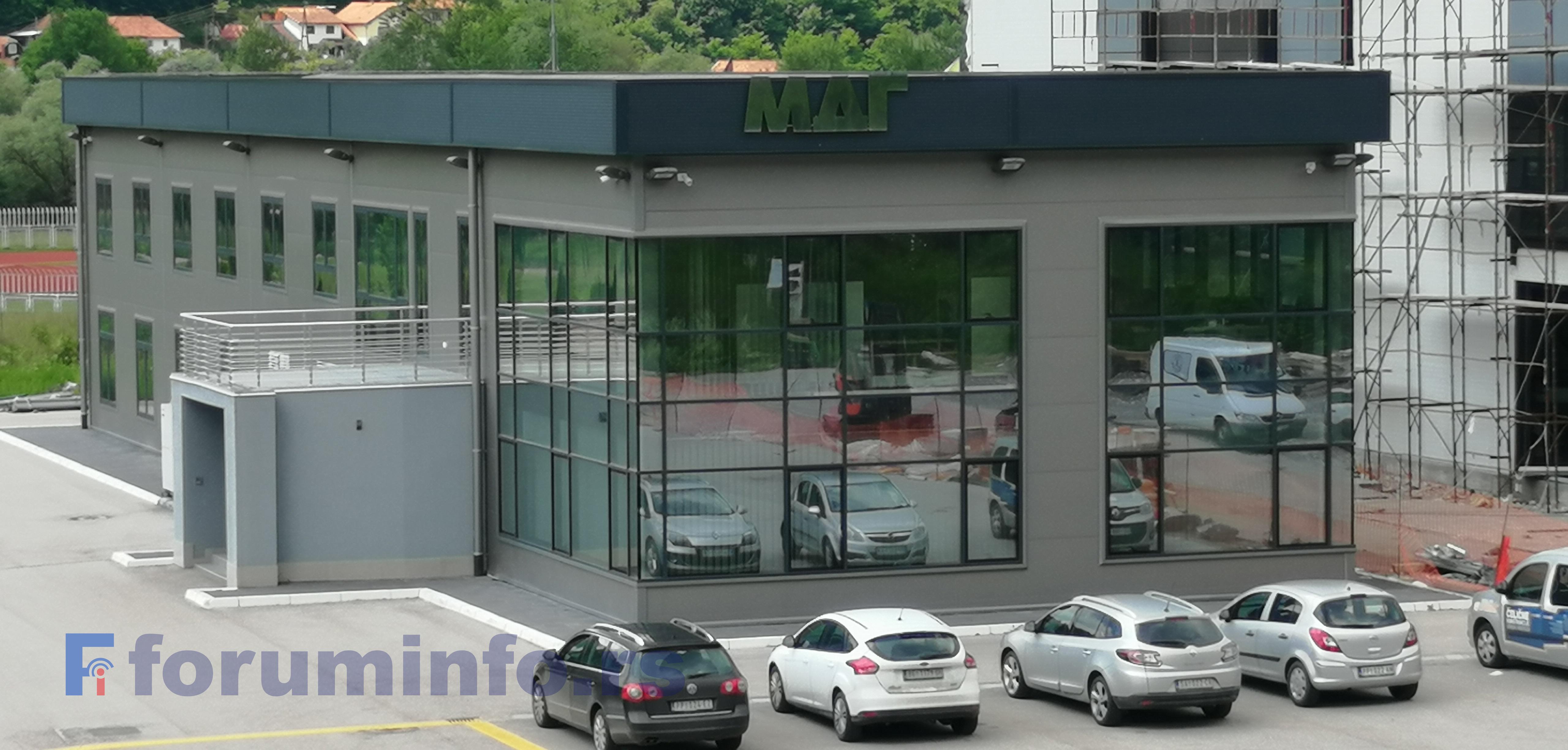 Компанија МДГ у Пријепољу отварa још 80 радних места (ВИДЕО)