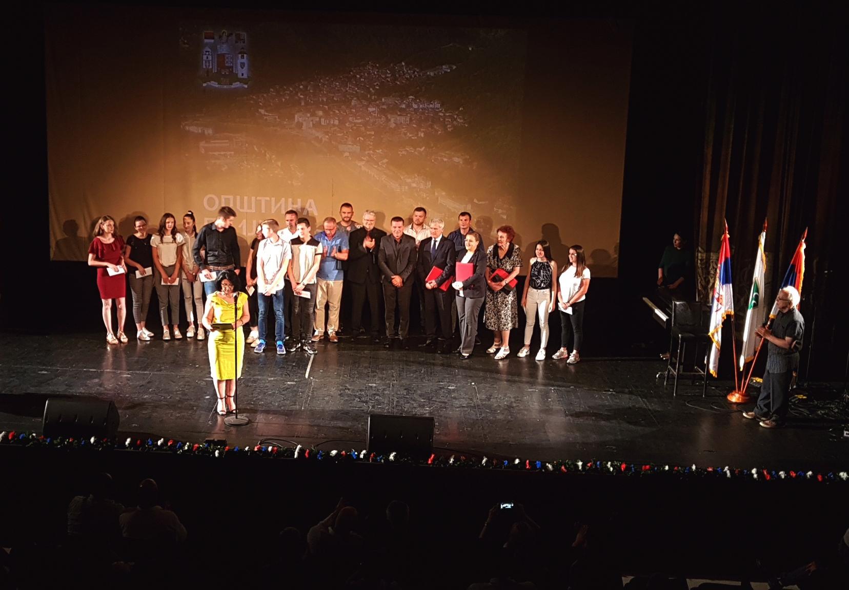 """Дан општине Пријепоље: Људи у Пријепољу заслужују медаљу """"Борци за мир"""""""