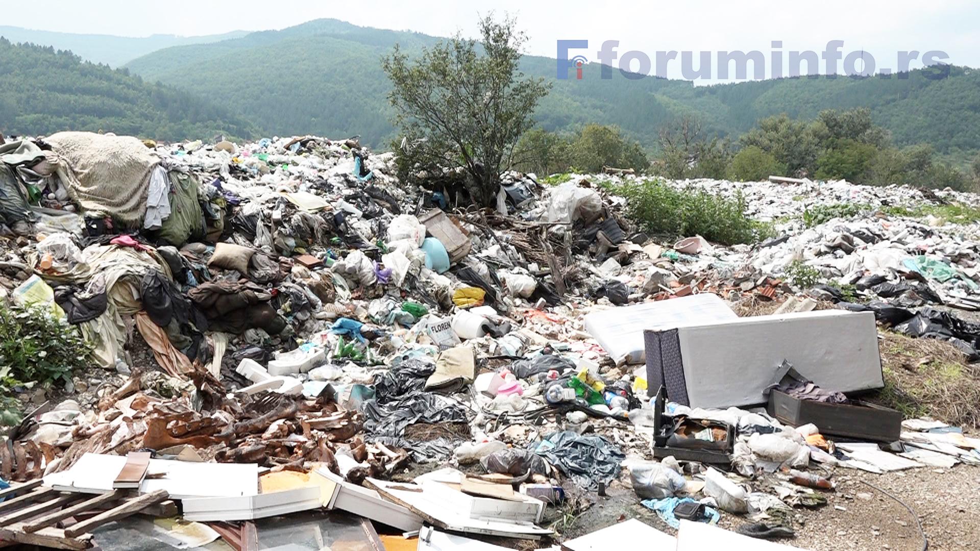 Поновљен поступак за санацију и рекултивацију несанитарне депоније Стањевине