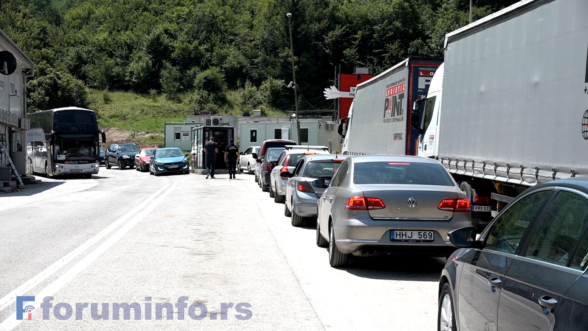 Укинут обавезни Пи-Си-Ар тест за прелазак граница између Србије и пет суседних земаља