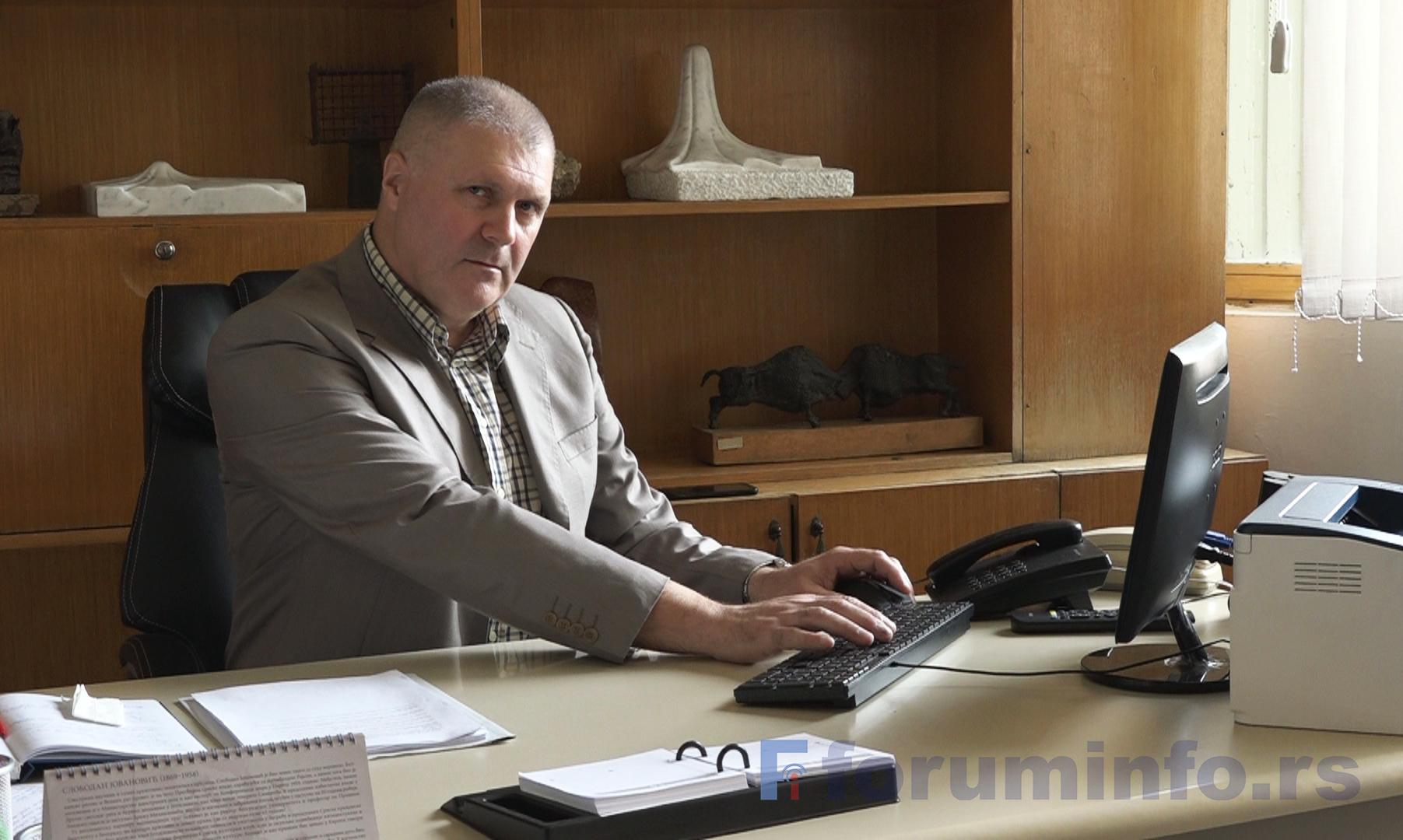 Нови в.д. директора Дома културе Вељко Кијановић: Трудићу се да унапредим рад ове установе
