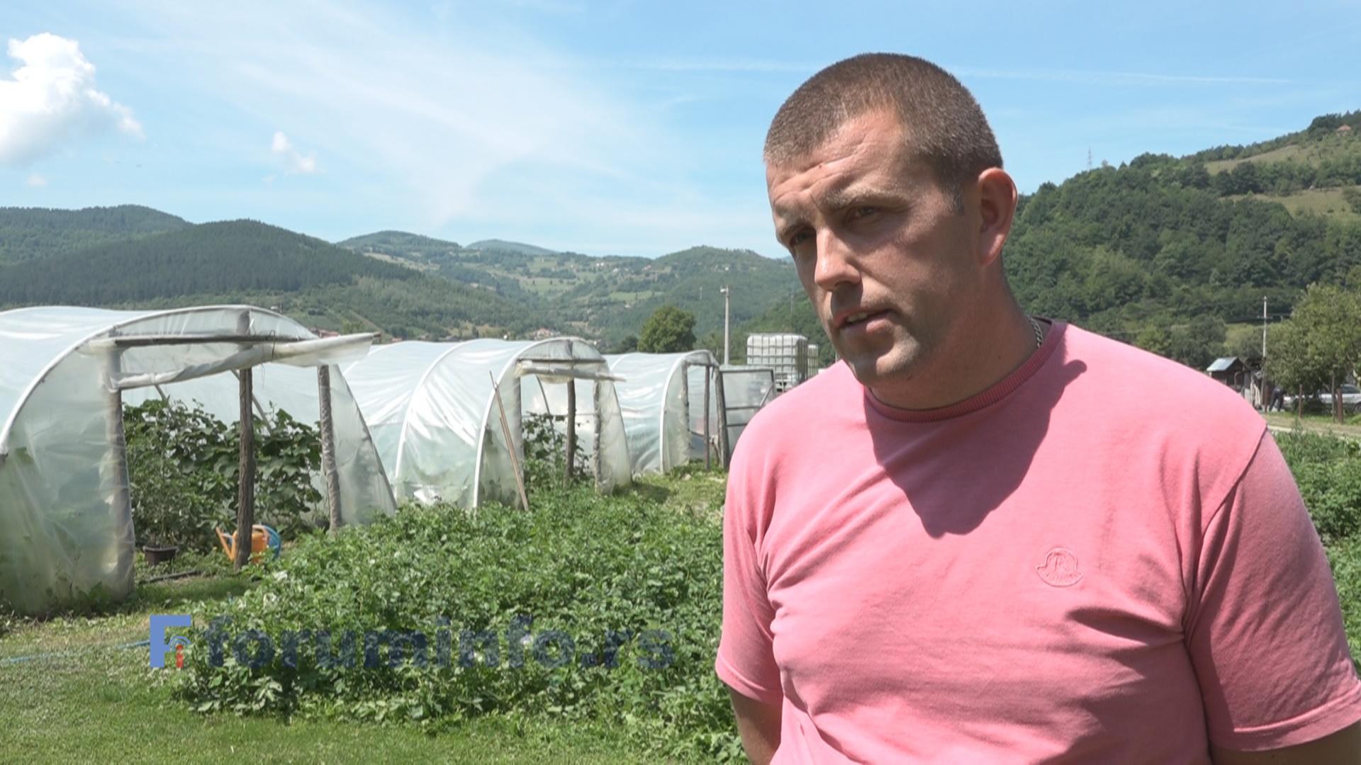 Љубисав Гојаковић: Пољопривреда има перспективу