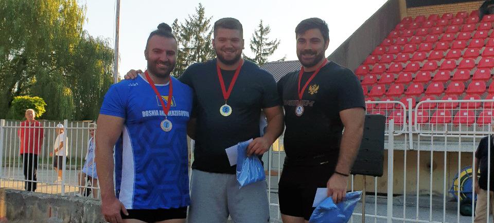 Армин Синанчевић на Светском првенству у Дохи