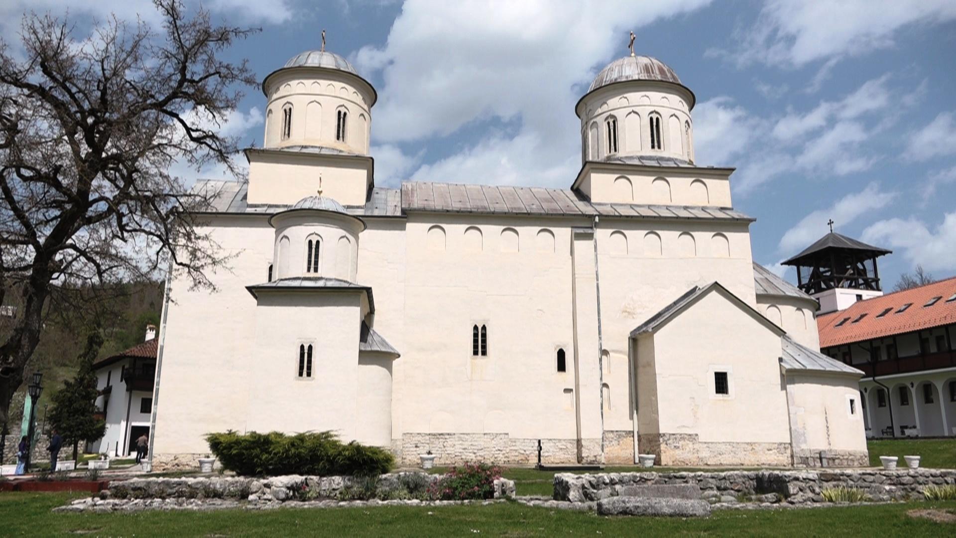 Обележавање 800 година манастира Милешеве