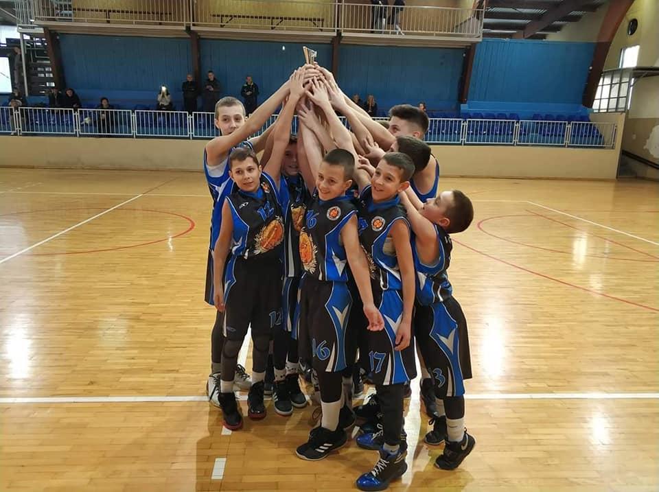Црвена Звезда и Партизан на кошаркашком турниру у Пријепољу