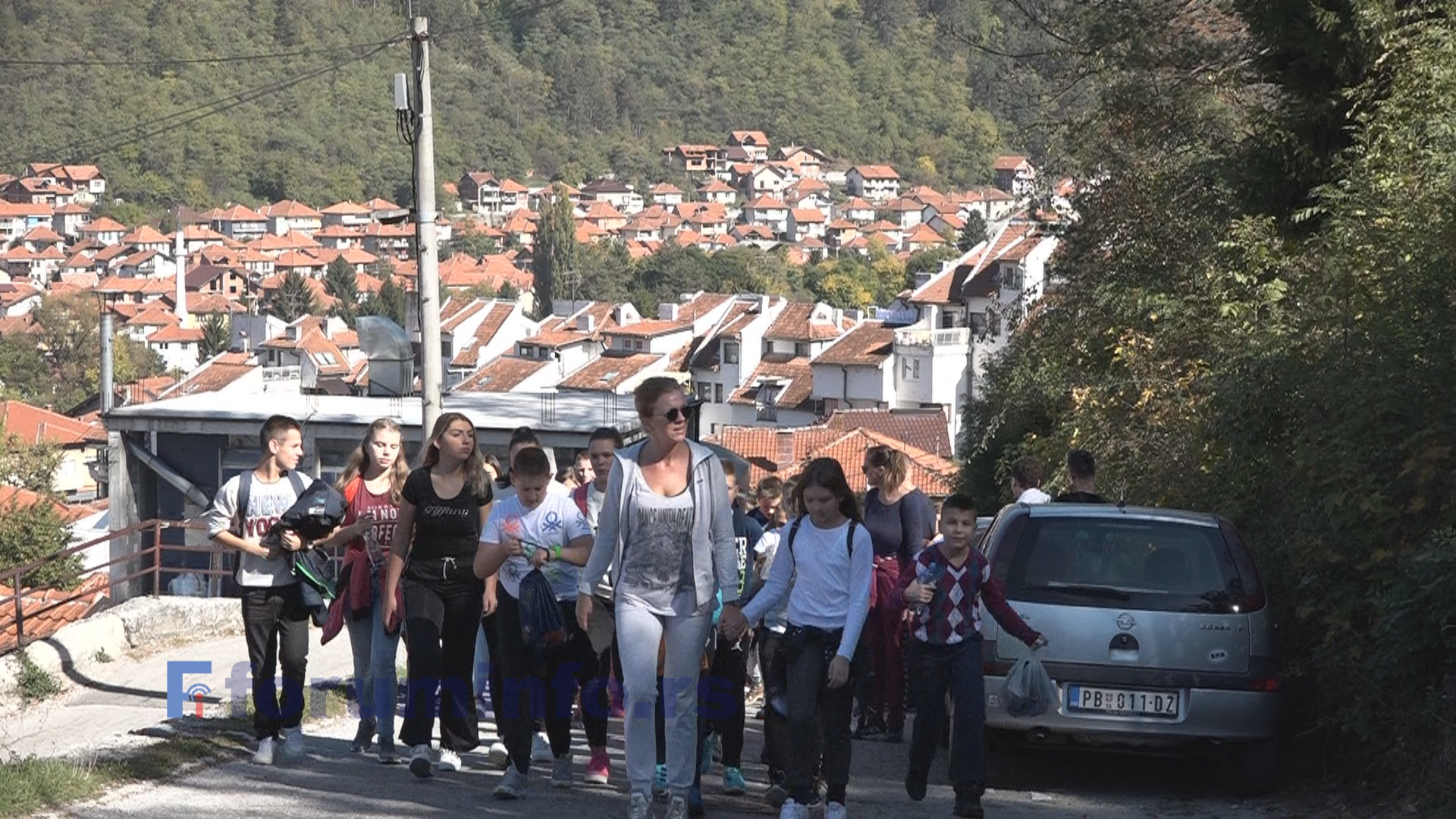 Међународни дан пешачења у Пријепољу – Шетњом до здравља