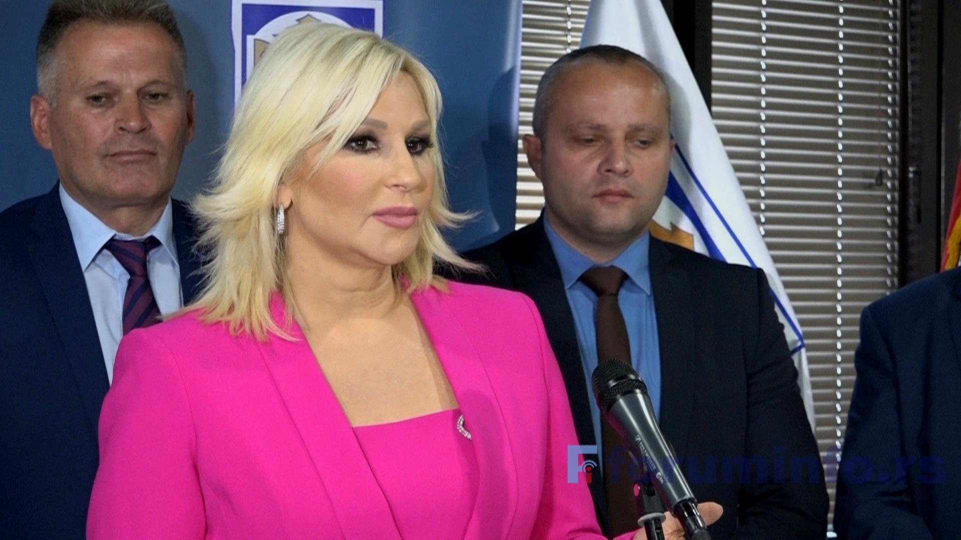 Зорана Михајловић: Туризам је звезда водиља развоја Нове Вароши