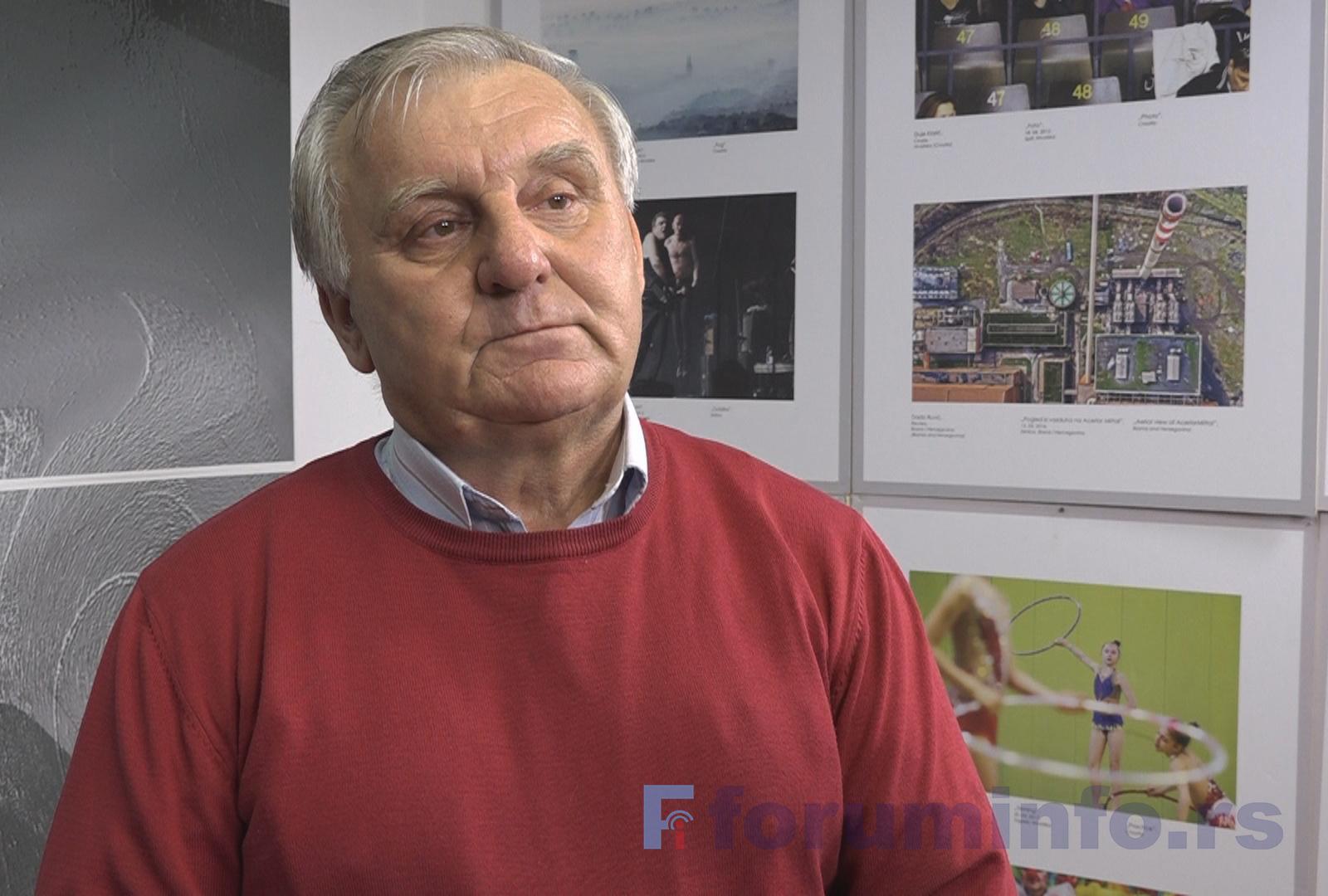 Будимир Тешевић: Против сам изградње мини-хидроелектрана у Сопотници