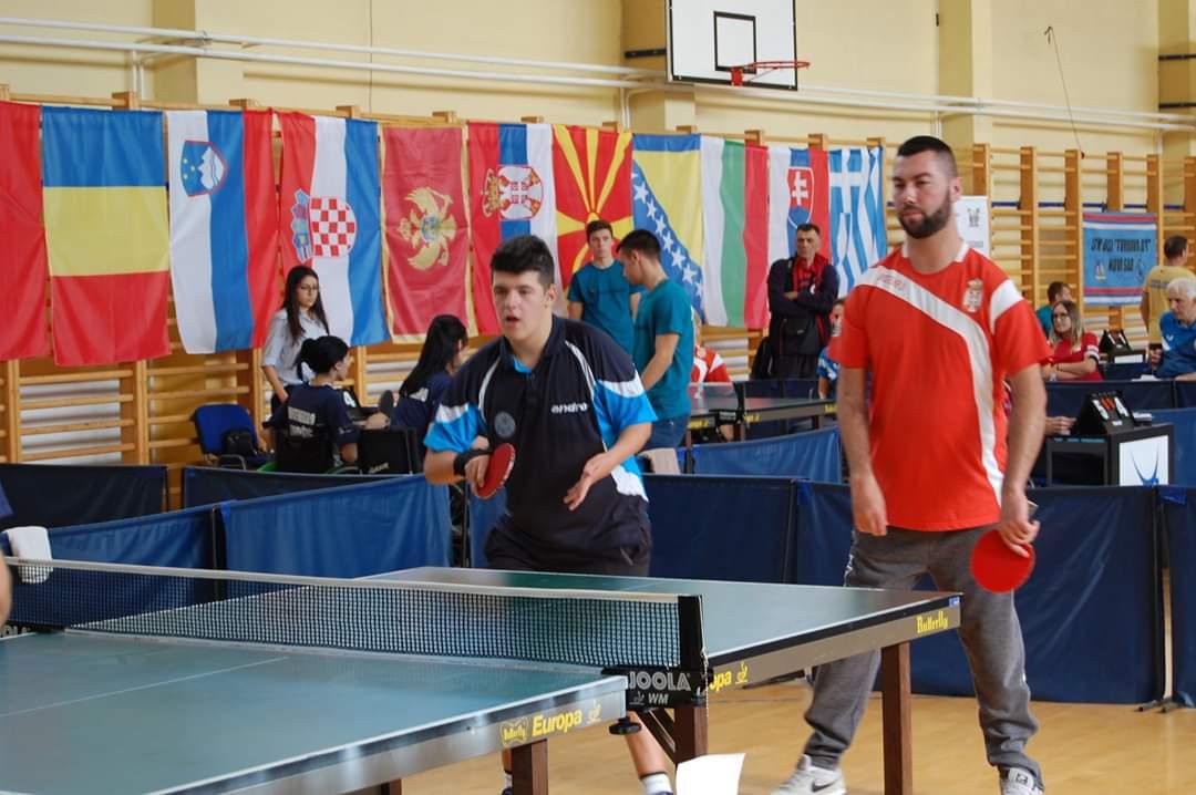 Хамеду Подбићанину две медаље на Међународном турниру у Нишу