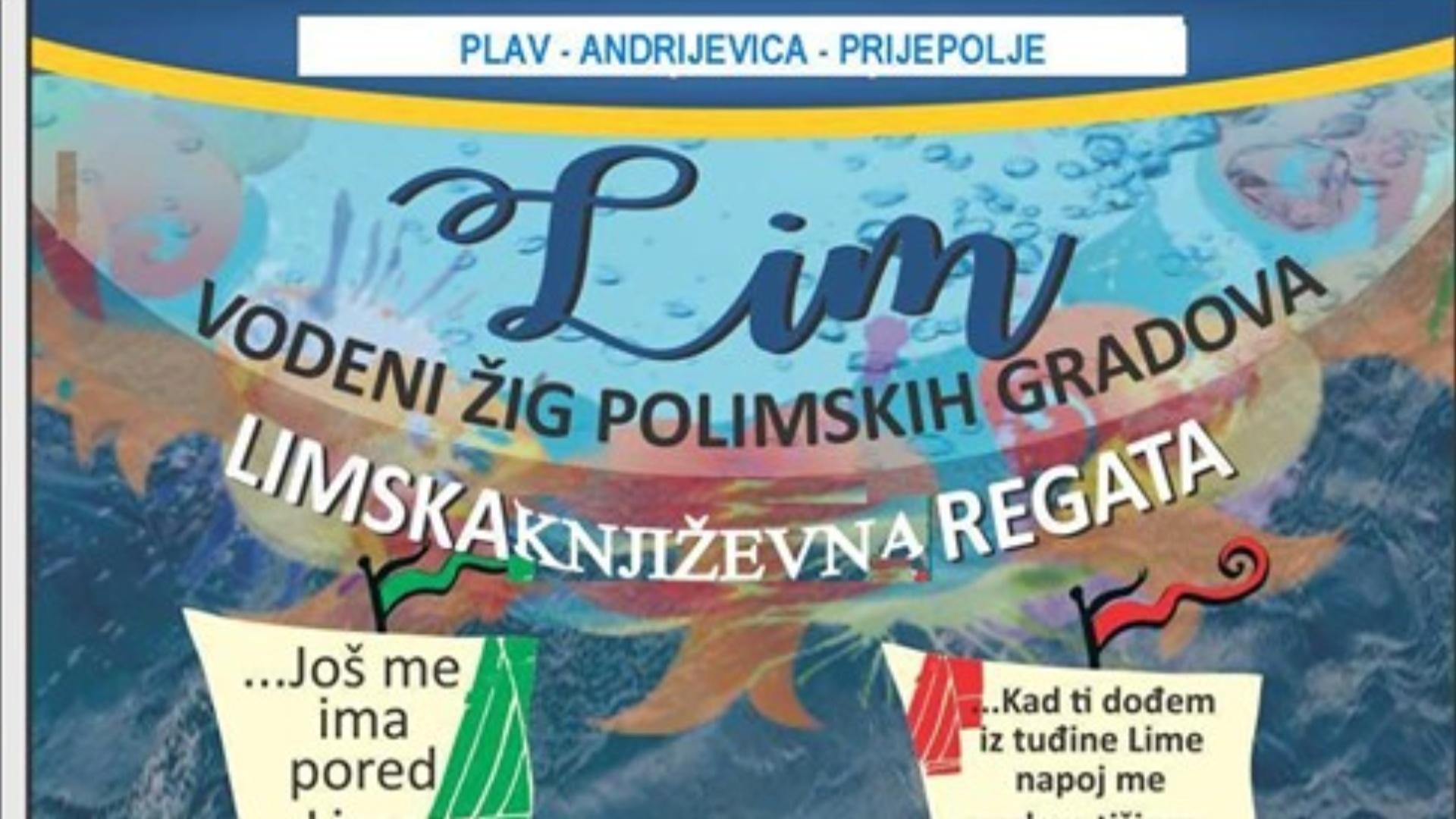 """Лимска књижевна регата 2019"" – Сусрет песника из седам полимских градова"