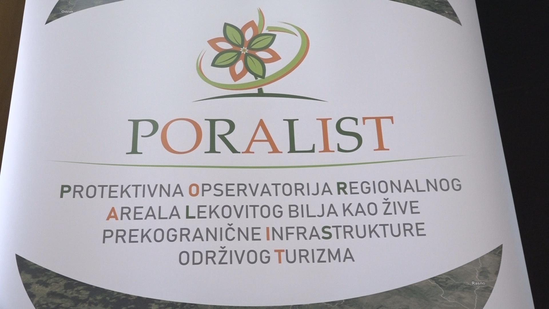 Покренута платформа ПОРАЛИСТ – Све о лековитом биљу, туризму и гастрономији општина Пријепоље и Бијело Поље