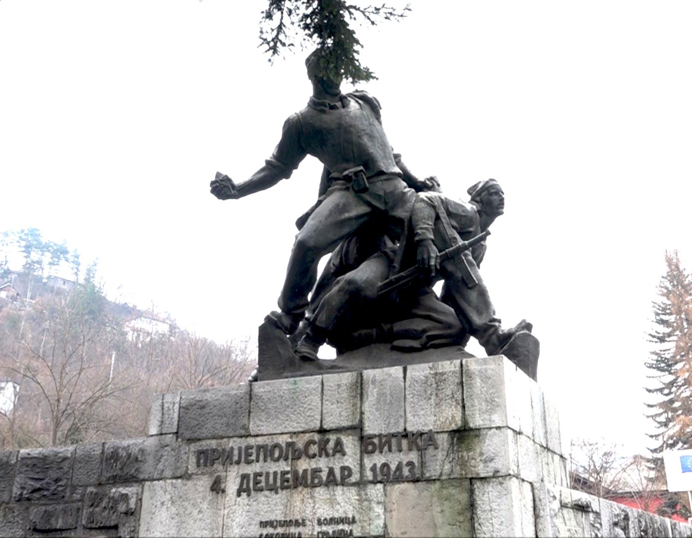 4. децембар: Обележавање 76 година Пријепољске битке