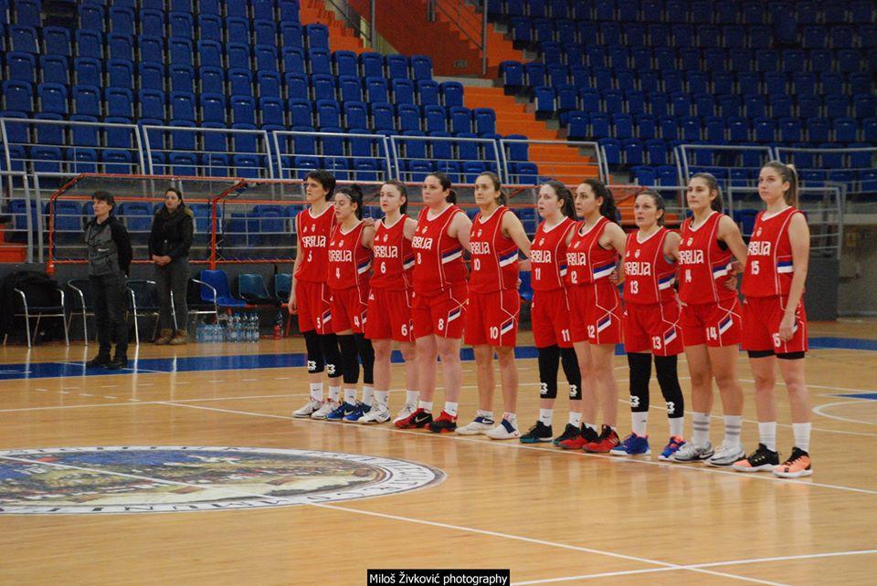 """Кошаркашице """"Милешевке"""" победом отвориле други део првенства"""