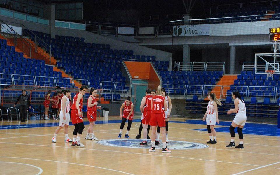 košarkašice mileševke