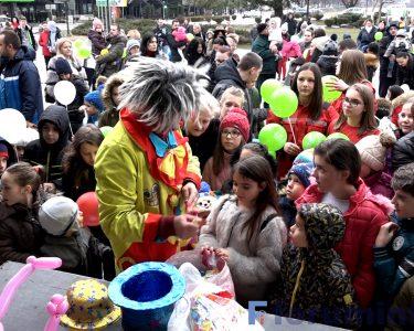 Резултат слика за U subotu u Prijepolju obeležavanje Svetskog dana dece obolele od raka
