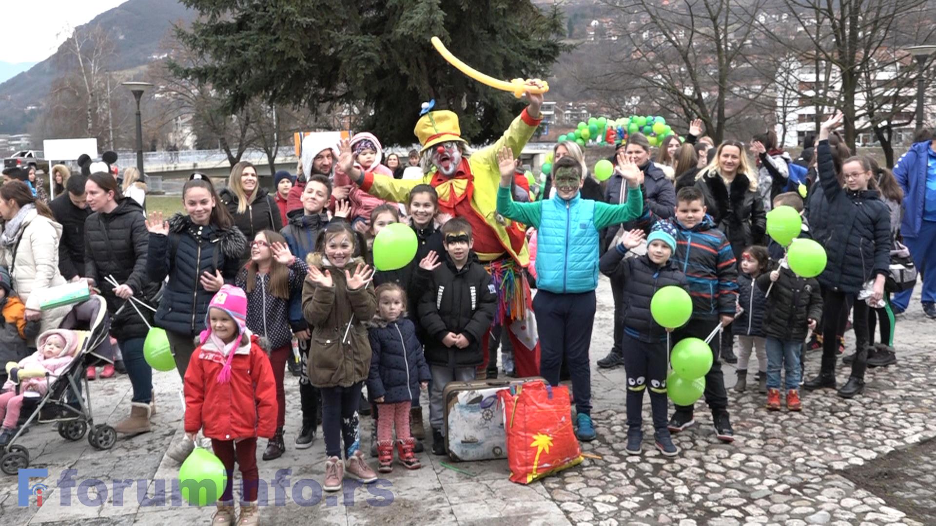 У Пријепољу обележен Светски дан деце оболеле од рака