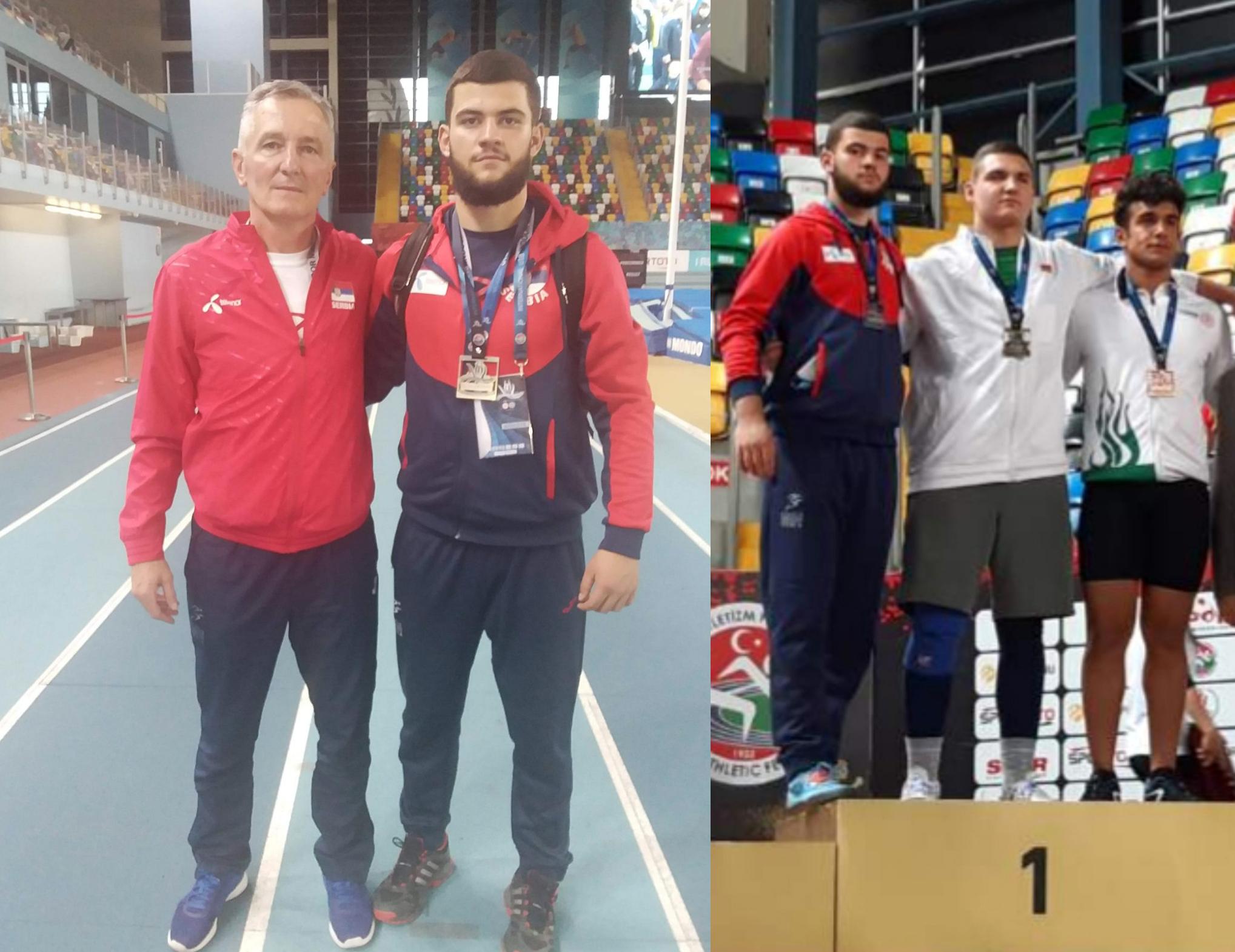 Хамед Кајевић освојио сребрну медаљу на Међународном такмичењу у Истанбулу