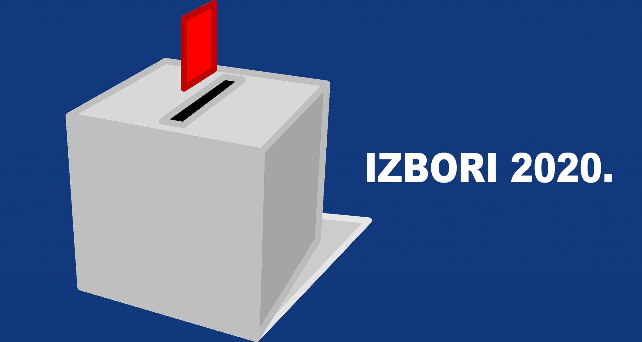 Прекинуте све изборне радње због ванредне ситуације