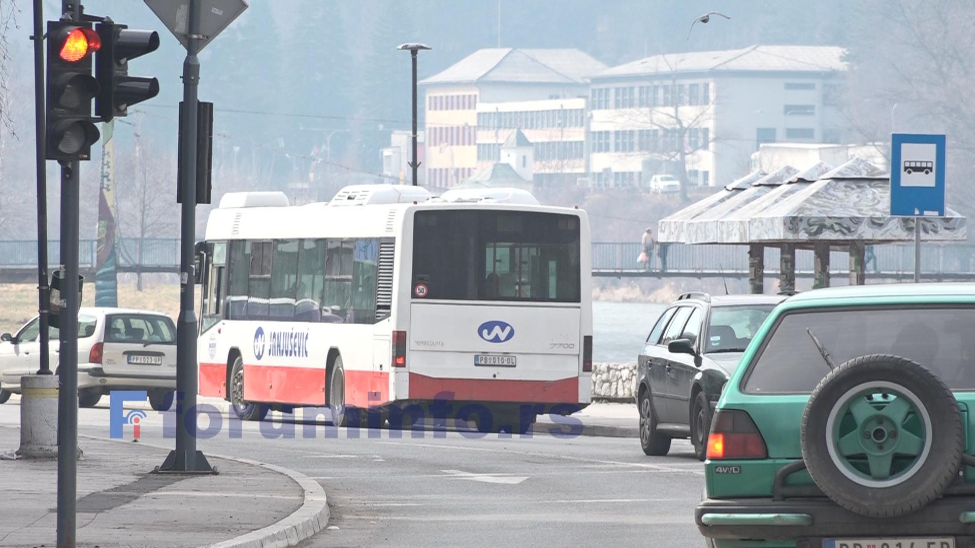 Покренут међуградски превоз – Први аутобуси из Пријепоља кренули за Београд