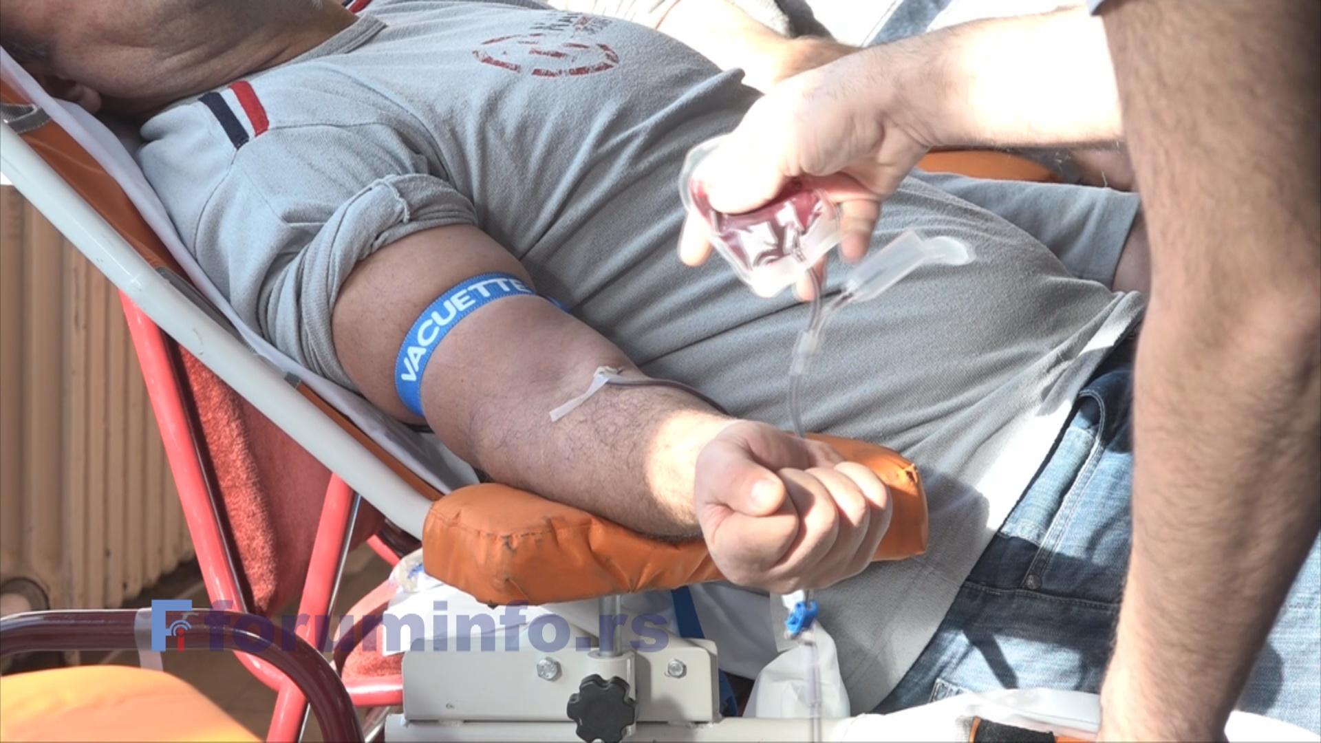 Служба за трансфузију крви Ужице – Потребе пацијената не познају ванредно стање