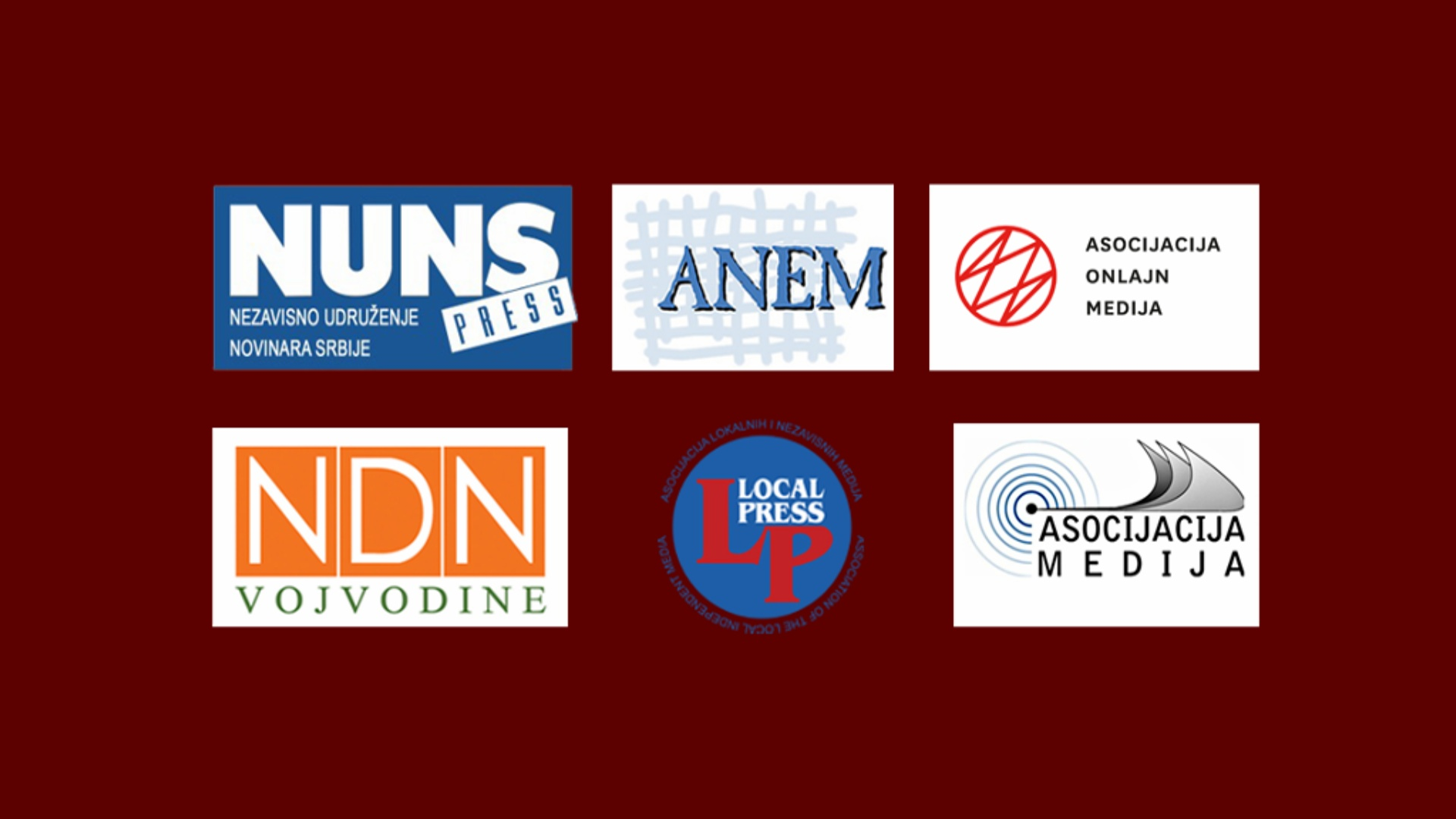 Медијска коалиција упутила Влади Србије предлоге мера за помоћ медијима