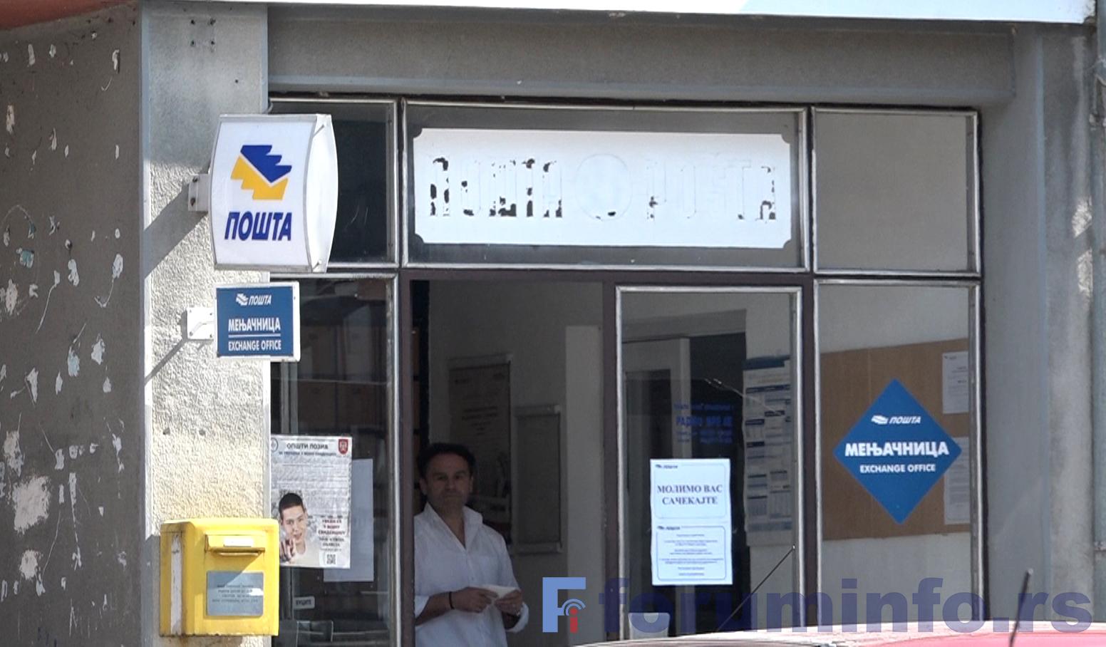 Забрана кретања до 17 сати скратила радно време шалтера у Пријепољу