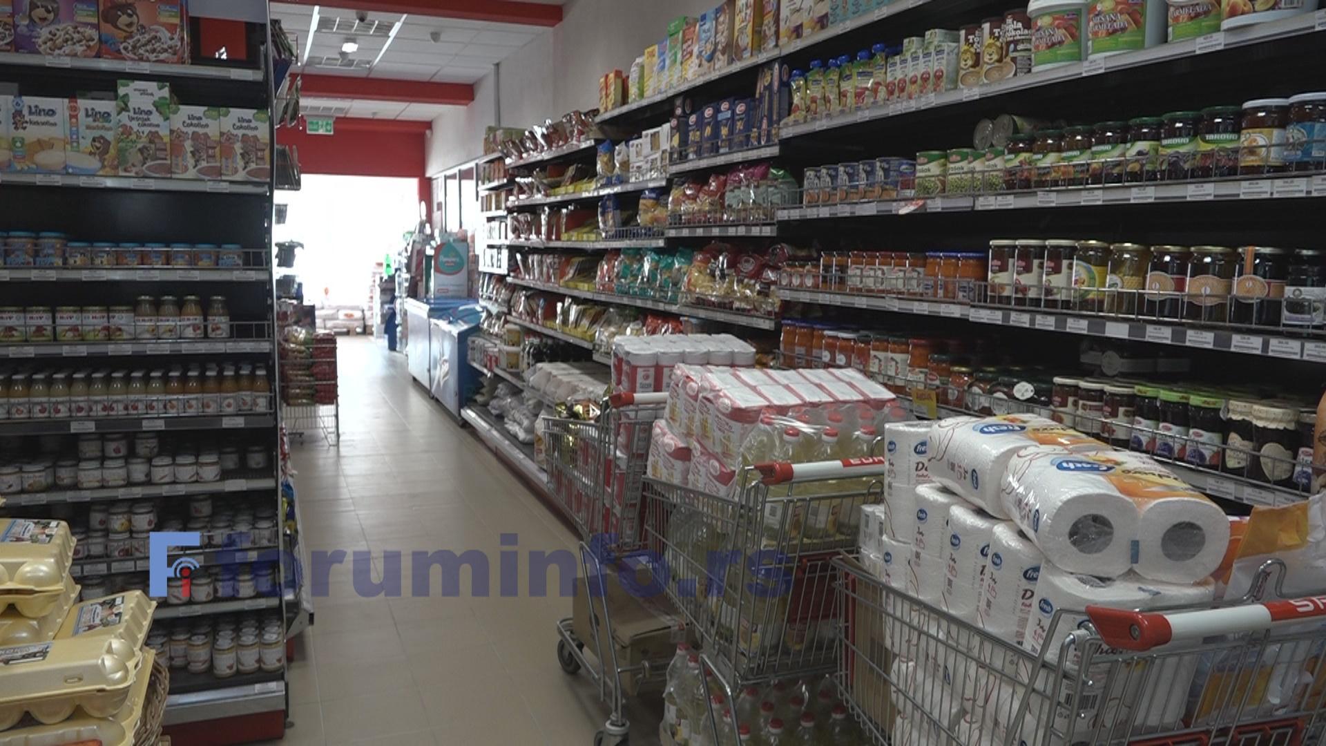У недељу ће у Пријепољу бити отворено 14 продавница за старије од 65 година