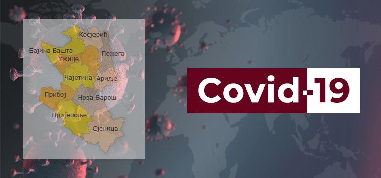 У Златиборском округу нема новозаражених корона вирусом