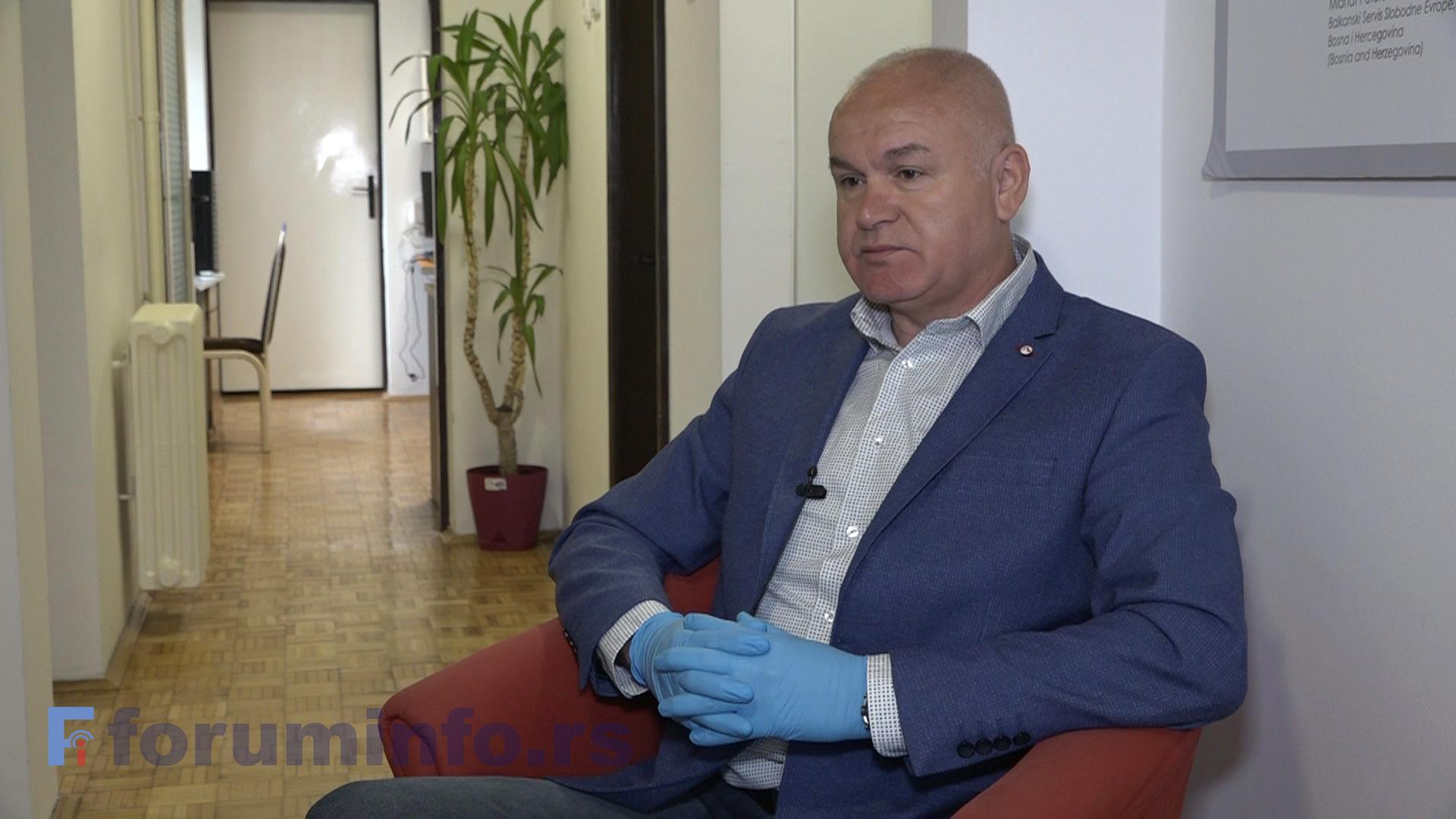 Др Суад Софтић: Дијабетичари са нерегулисаном терапијом најугроженији приликом обољевања од корона вируса